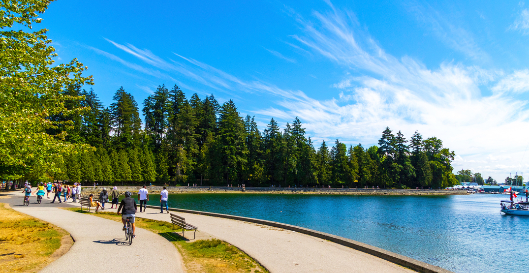 Park Board rangers to enforce public health orders at Vancouver parks this weekend