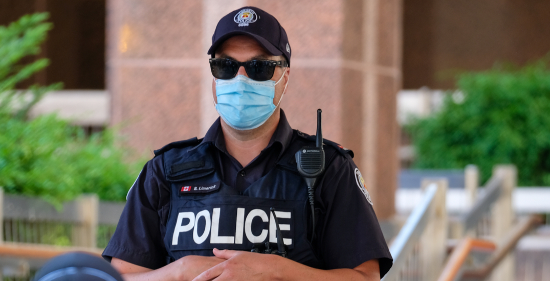Toronto police laid almost 1,500 COVID-19 enforcement charges in six weeks