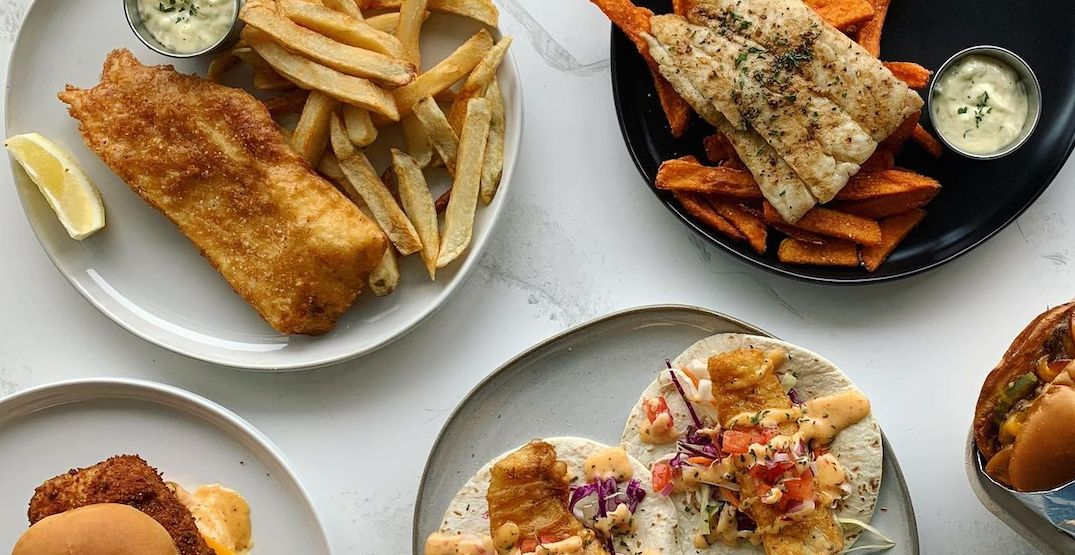 What to eat in and around Seattle today: Salty Blue