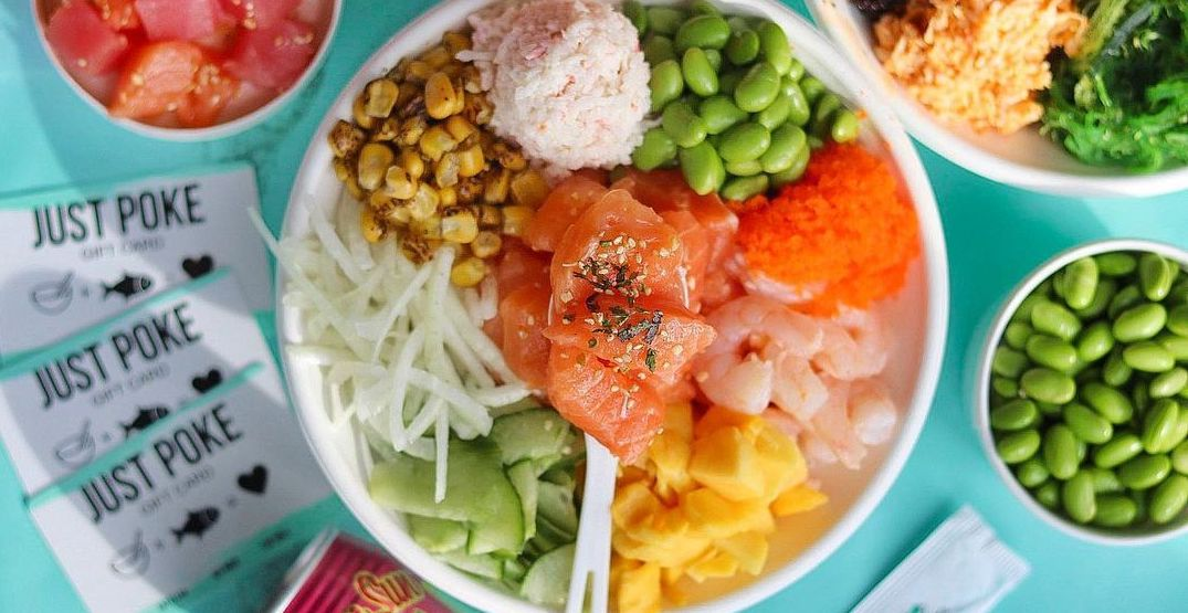 7 of the most poppin' poke places in Seattle