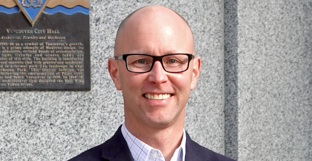 Paul Mochrie appointed as the new City Manager of Vancouver