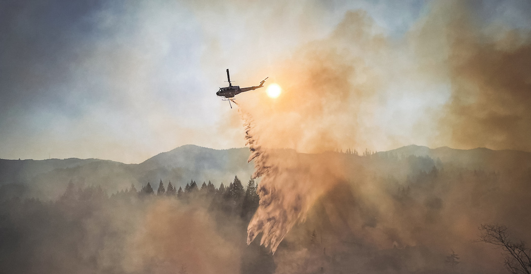 Washington State saw 91 wildfires over the past week