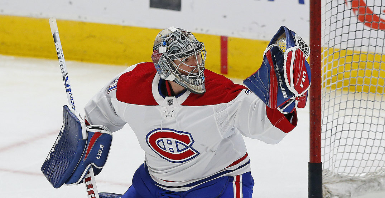 Canadiens coach confirms Carey Price has a concussion