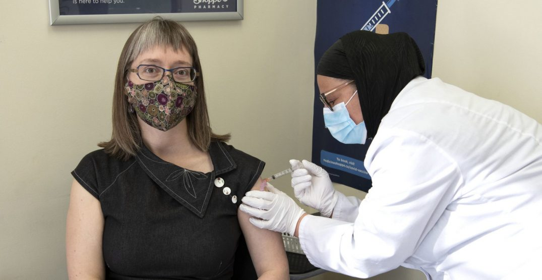 """Alberta reports 1,345 new COVID-19 cases as vaccine rollout """"picks up pace"""""""
