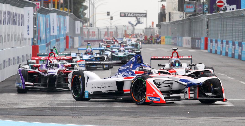 City of Vancouver to consider hosting Formula E car race