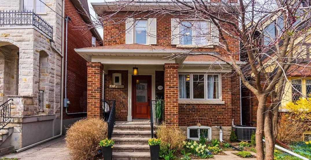 This Toronto house just sold for $470K over the asking price (PHOTOS)