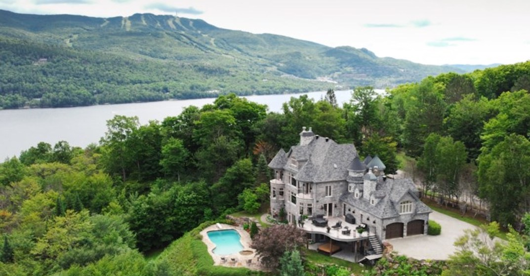 A look inside: $3.7M 25-room mansion in Mont-Tremblant (PHOTOS)