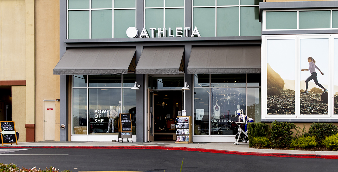 """Gap's athleisure label """"Athleta"""" expanding to Canada this year"""