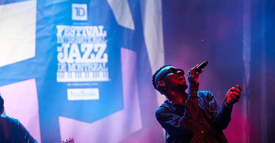 The 41st edition of Montreal's Jazz Fest scheduled to take place this fall