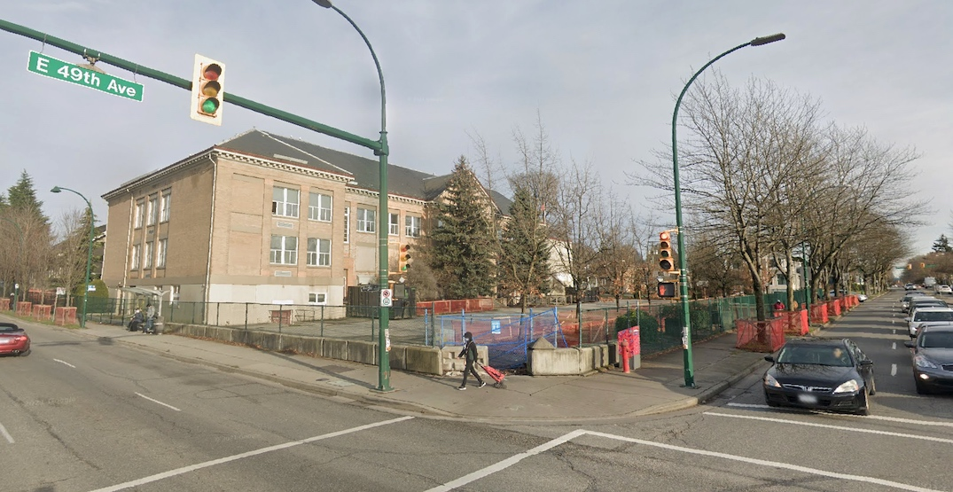 East Vancouver public school site could be sold for development potential