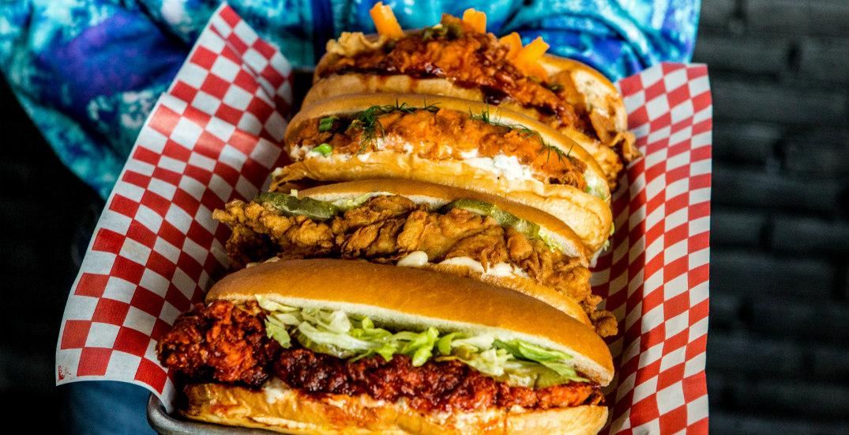 New ghost kitchens bring Nashville-hot chicken to Ontario
