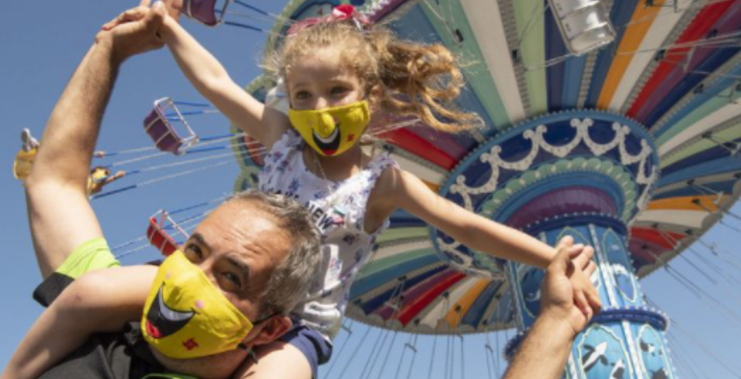 Playland set to reopen with reduced capacity next month