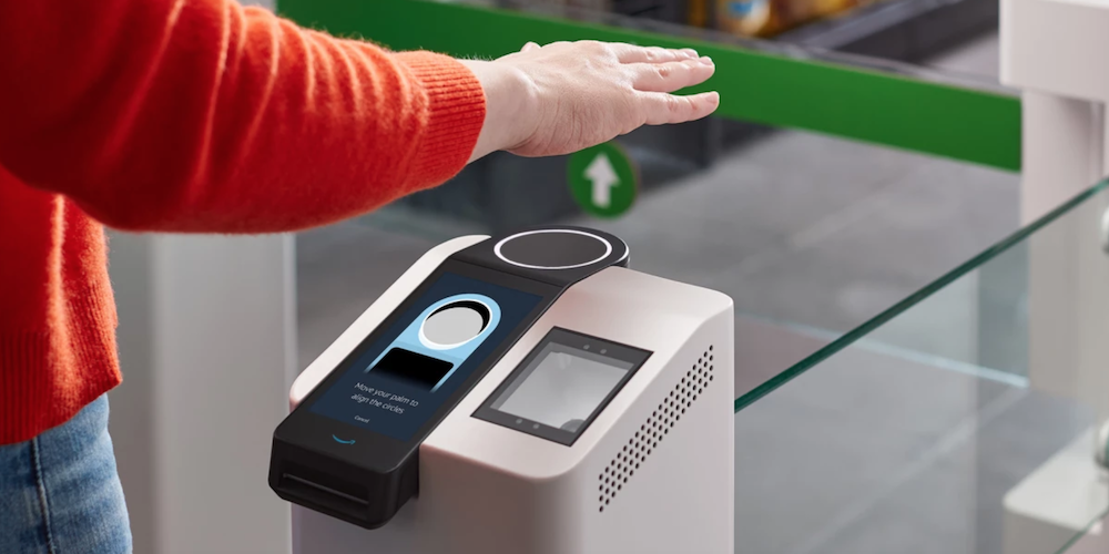 Whole Foods shoppers in Seattle can pay using their palm print