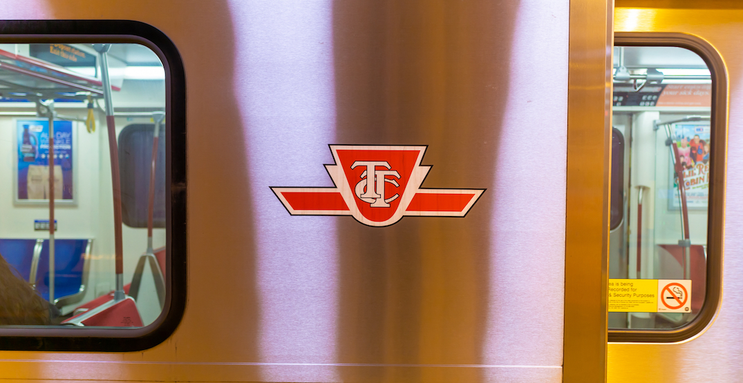 TTC closing portion of Line 1 for 10 days starting next week