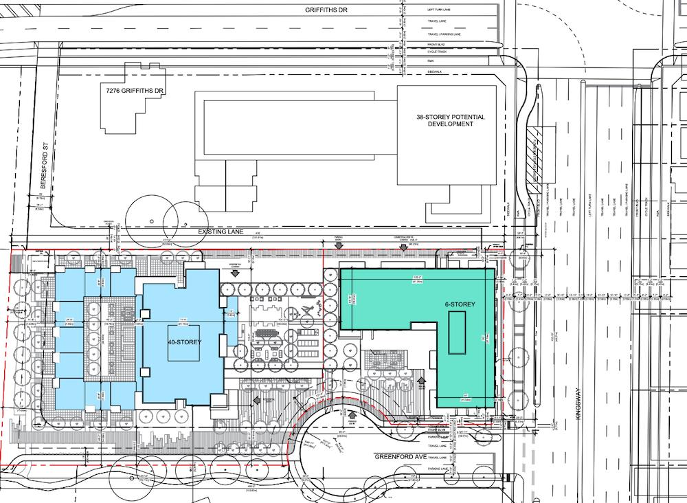 6948 Kingsway Burnaby Honda redevelopment
