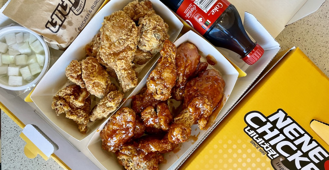 NeNe Chicken to open new location in Vancouver this week
