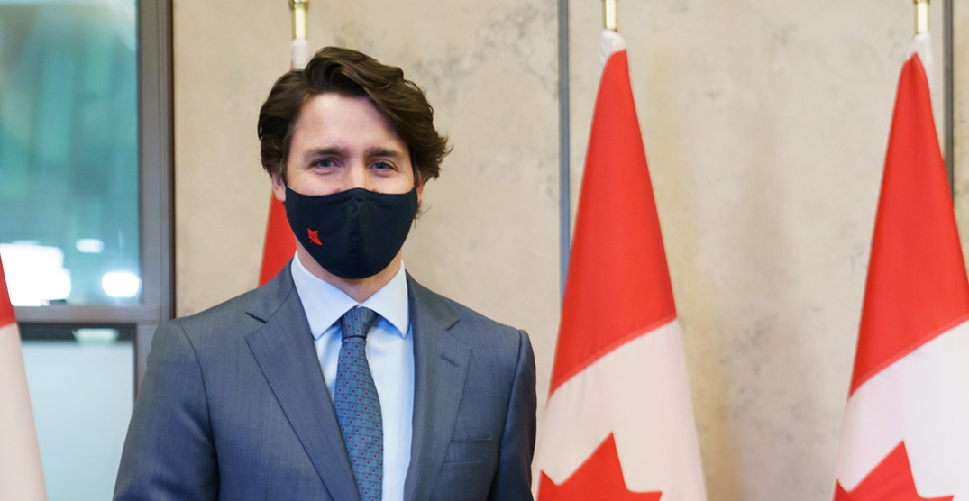 Trudeau participating in virtual concert demanding vaccine equity