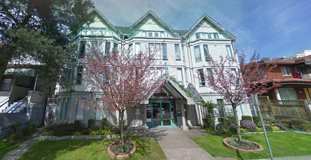 BC government acquires Chinese seniors' care home to stop evictions for the homeless