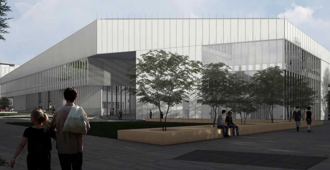 UBC to build new $66 million student recreation centre (RENDERINGS)