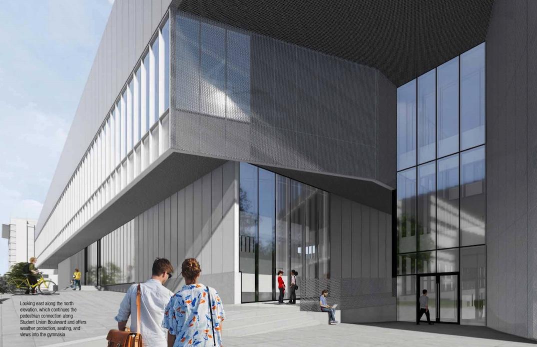 ubc new recreation centre