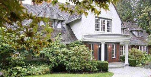 A look inside: A $21.9 million famous West Vancouver mansion (PHOTOS) | Urbanized