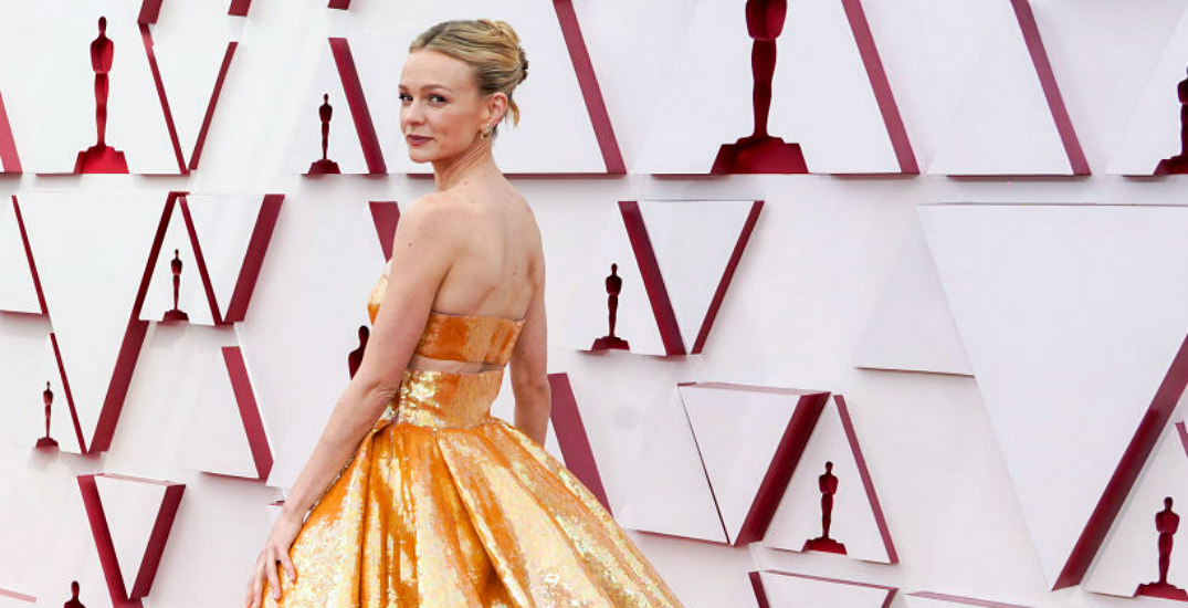 Oscars 2021: The best-dressed celebrities on the red carpet