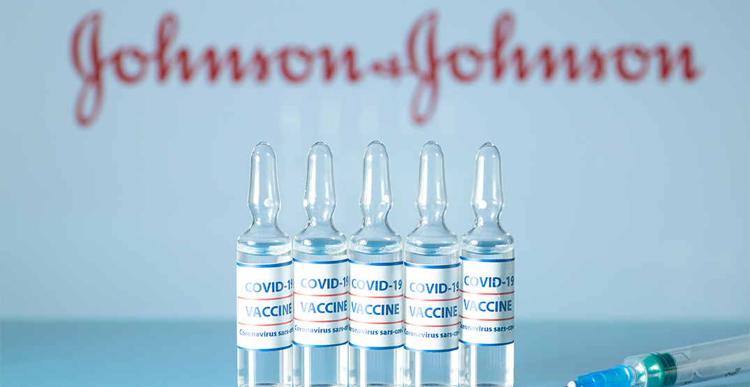 Canada's first Johnson & Johnson COVID-19 vaccines arrive this week