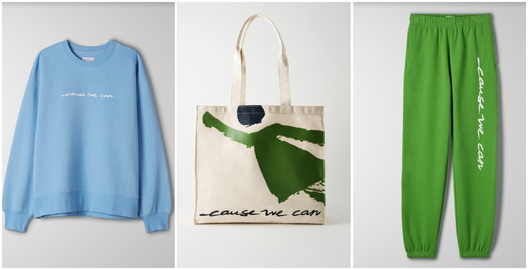 Aritzia releases limited-edition capsule line benefitting single moms in need