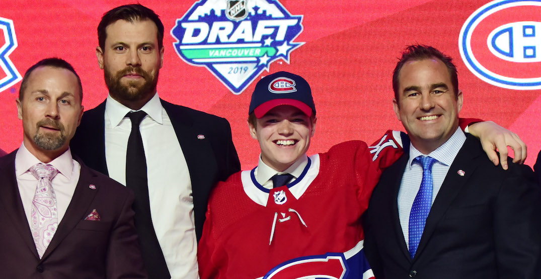 Caufield to make long-awaited NHL debut with Canadiens tonight