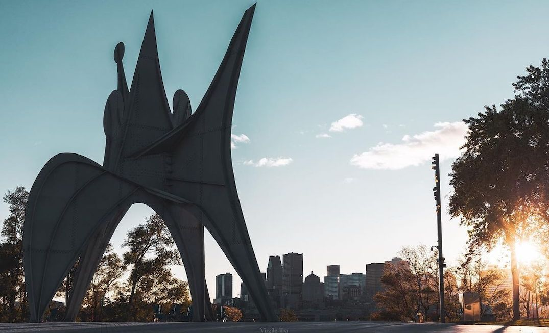 The coolest statues and monuments to check out across Montreal