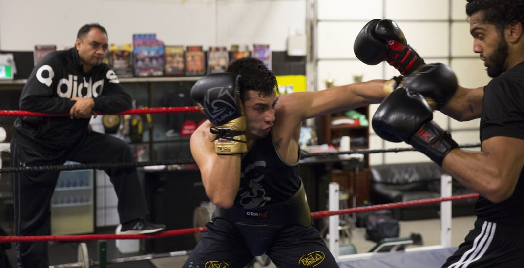 Surrey boxer returns to the ring in live-streamed fight this week