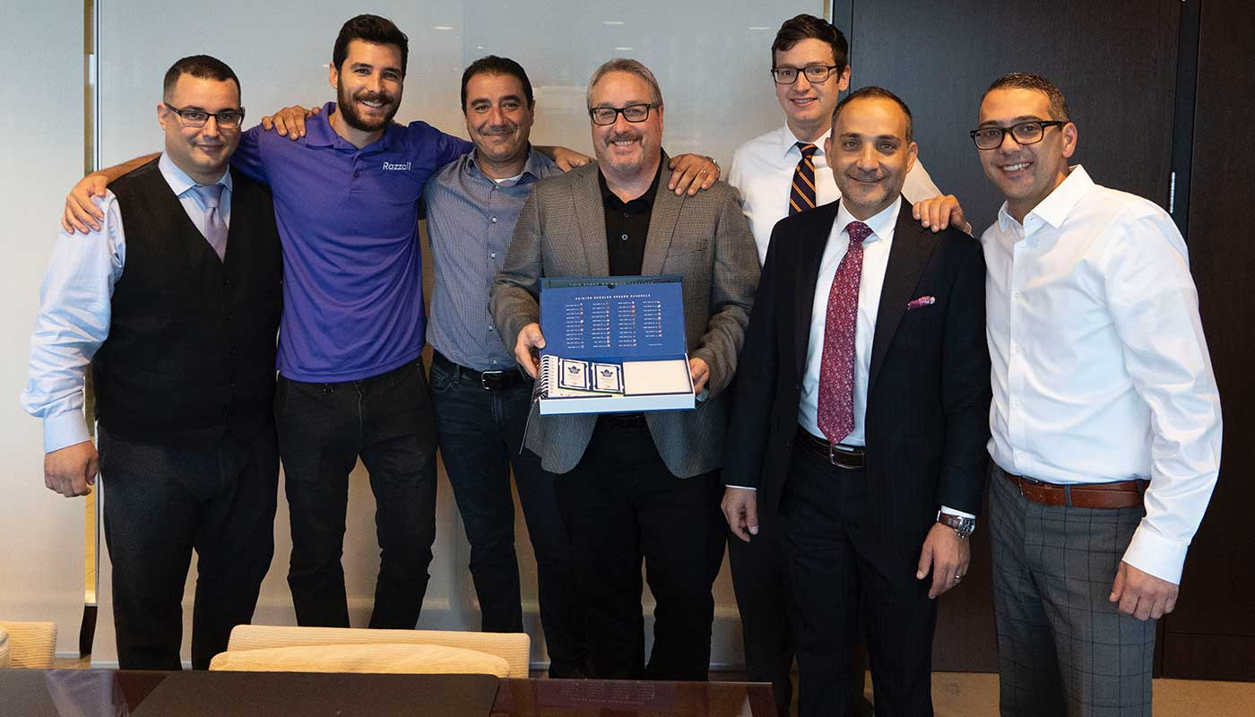 Toronto company makes history as world's first crowd purchasing platform