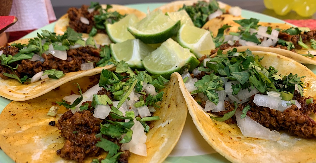 Here's where you can get authentic Mexican tacos for $1 in Toronto