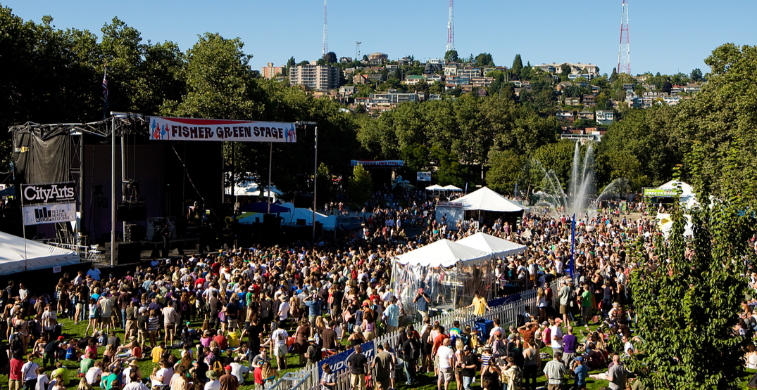 Bumbershoot Music and Arts Festival canceled for second year in a row