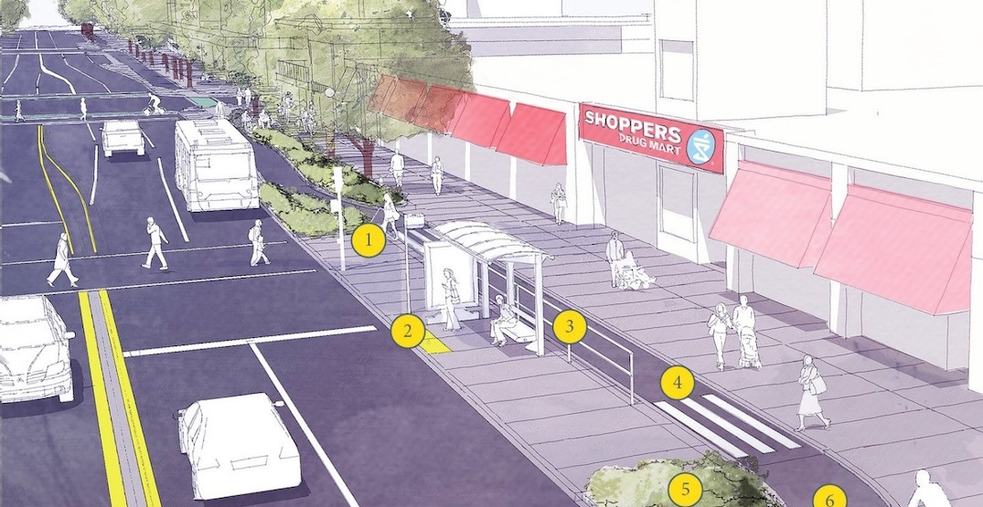 North Vancouver to redesign Esplanade in Lonsdale for pedestrians and cyclists
