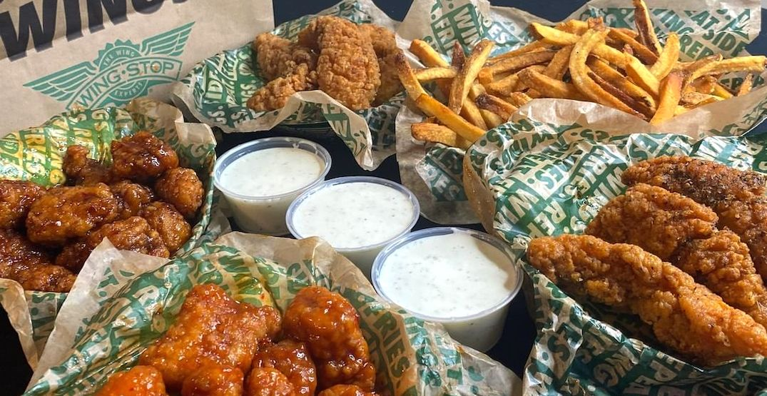 American restaurant chain Wingstop to open first Canadian location