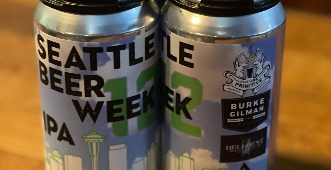 Washington breweries have joined forces to create Seattle Beer Week IPA