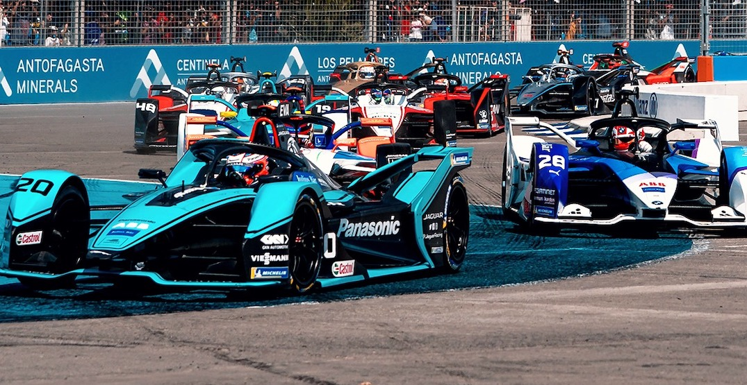 Vancouver City Council approves FIA Formula E car race starting in 2022