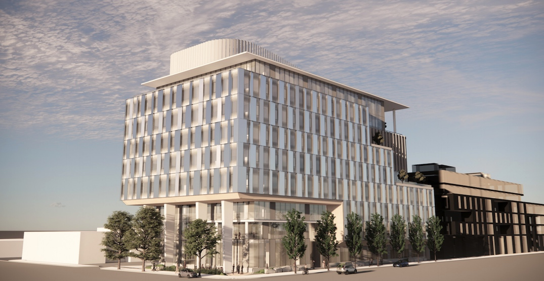 AbCellera proposes major office and lab expansion in Mount Pleasant in Vancouver