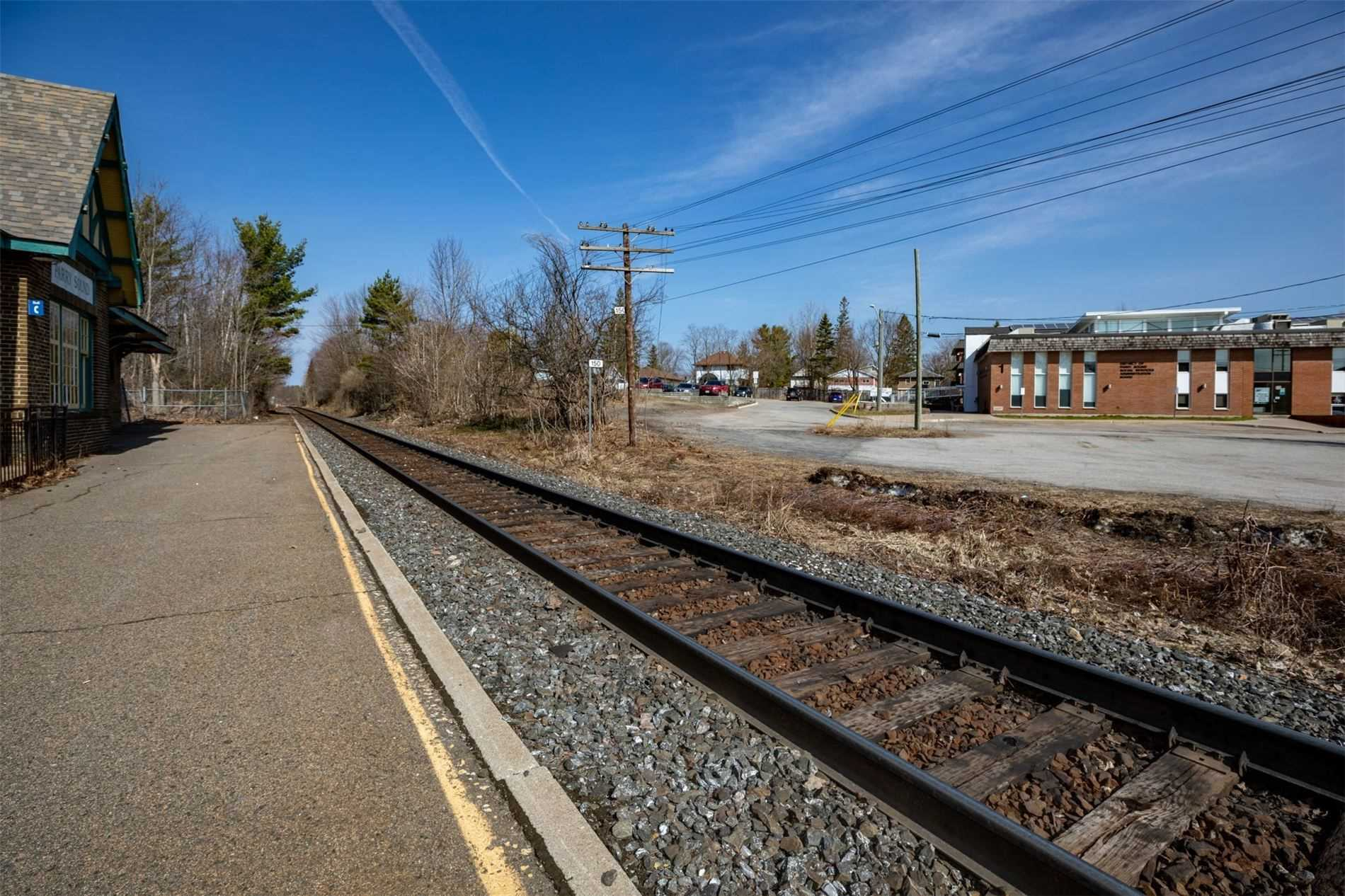 ontario train station for sale