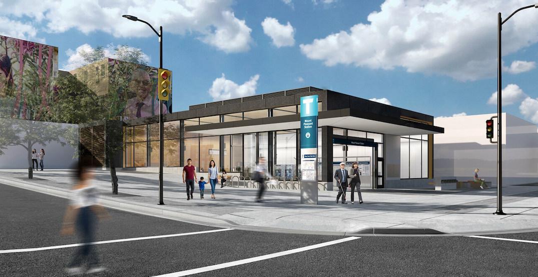 mount pleasant station skytrain broadway extension