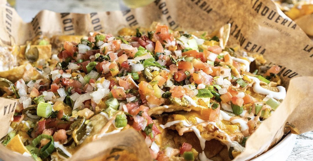 Best nachos in Vancouver you need to try at least once