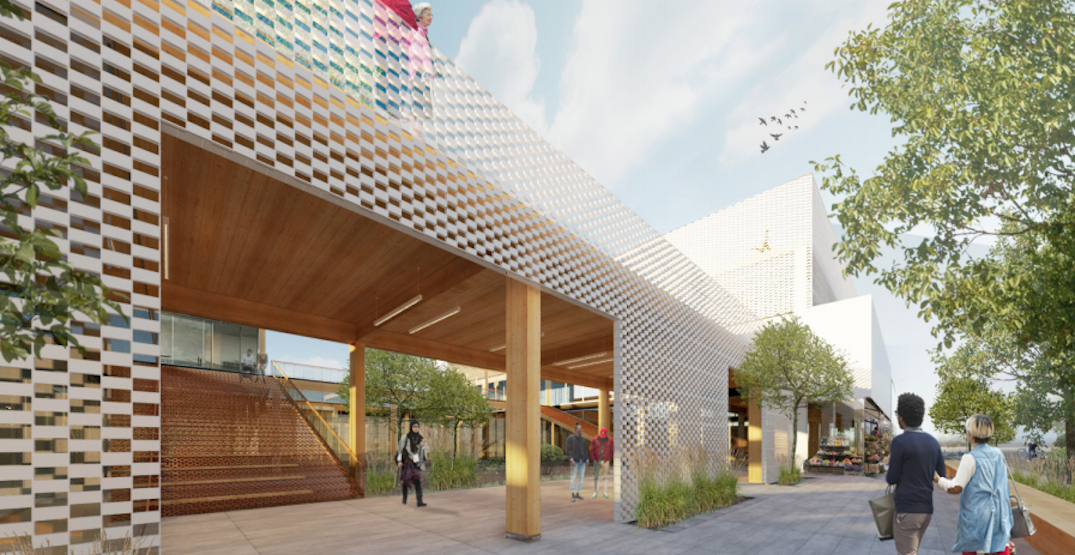 Jane and Finch getting new community and arts centre (RENDERINGS)