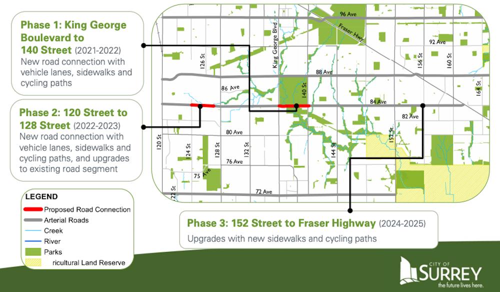 84 avenue extension surrey