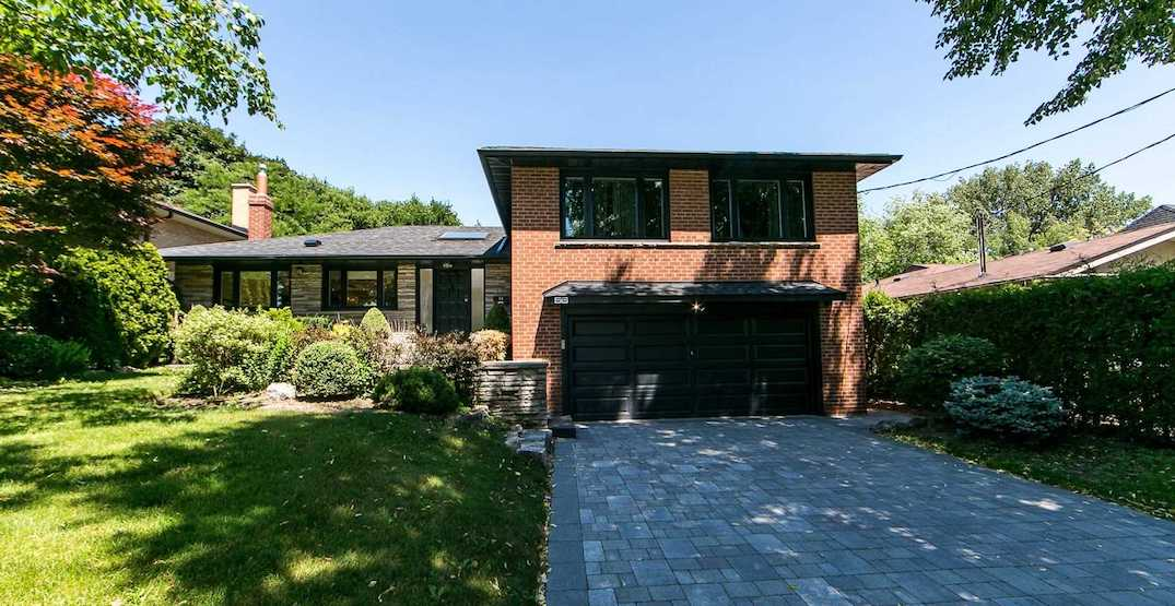 This North York home just sold for $825,000 over asking (PHOTOS)