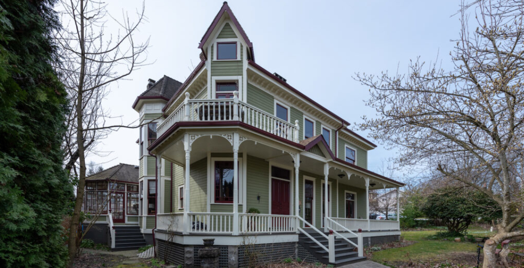 A look inside: $2.1M New Westminster mansion from Virgin River