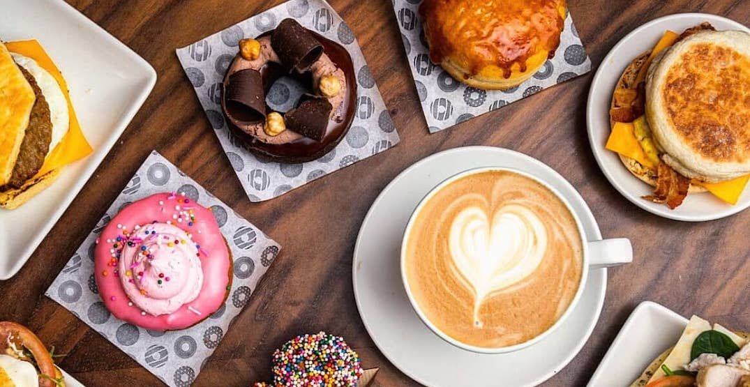 """Tim Hortons first-ever """"innovation café"""" has officially closed its doors"""