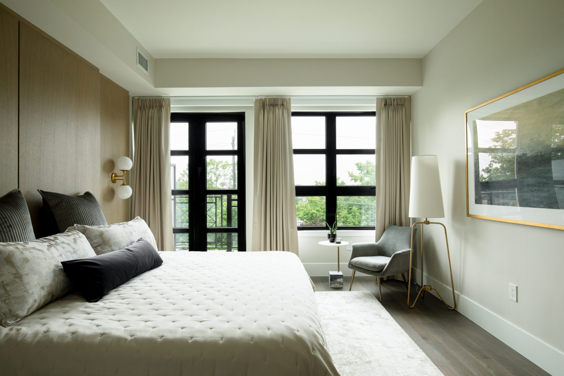 personal style bedroom