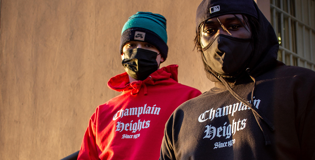 East Van entrepreneur launches neighbourhood-focused streetwear brand