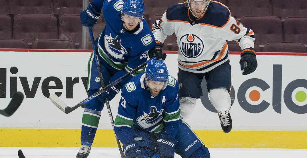 Eight forwards missing as two more Canucks players out with injuries